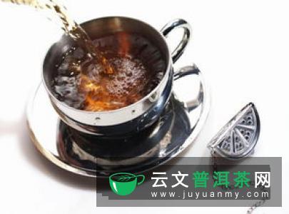 红茶的传说