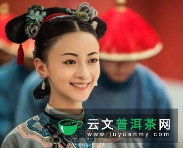 中国古代女子发饰
