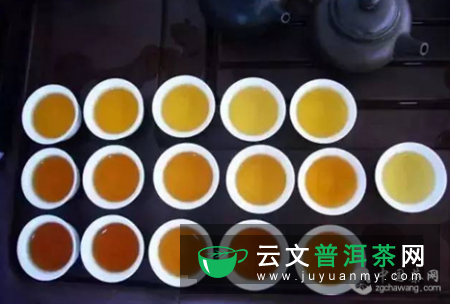 茶汤颜色暴露的秘密,你知道吗?