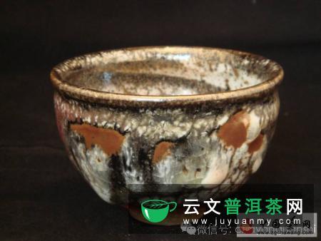台湾妙见:惜福的茶碗
