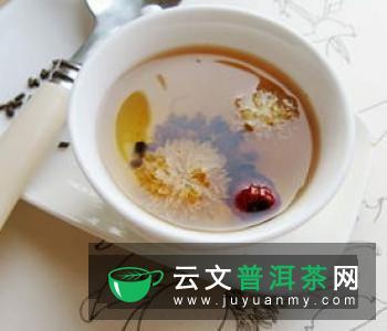 山楂决明子茶的功效