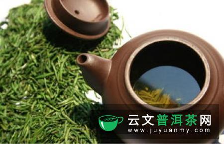 你应该爱上喝茶的五个理由!