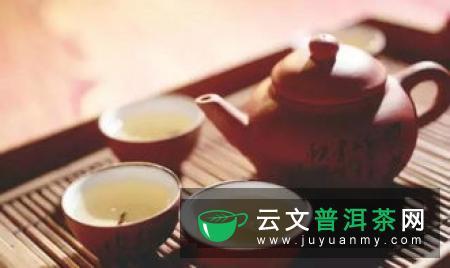 饮茶对健康有好处