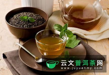 绿茶四大美容功效,你知道吗?