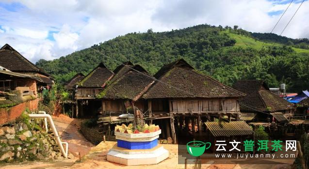 普洱景迈山古树茶历史故事传说